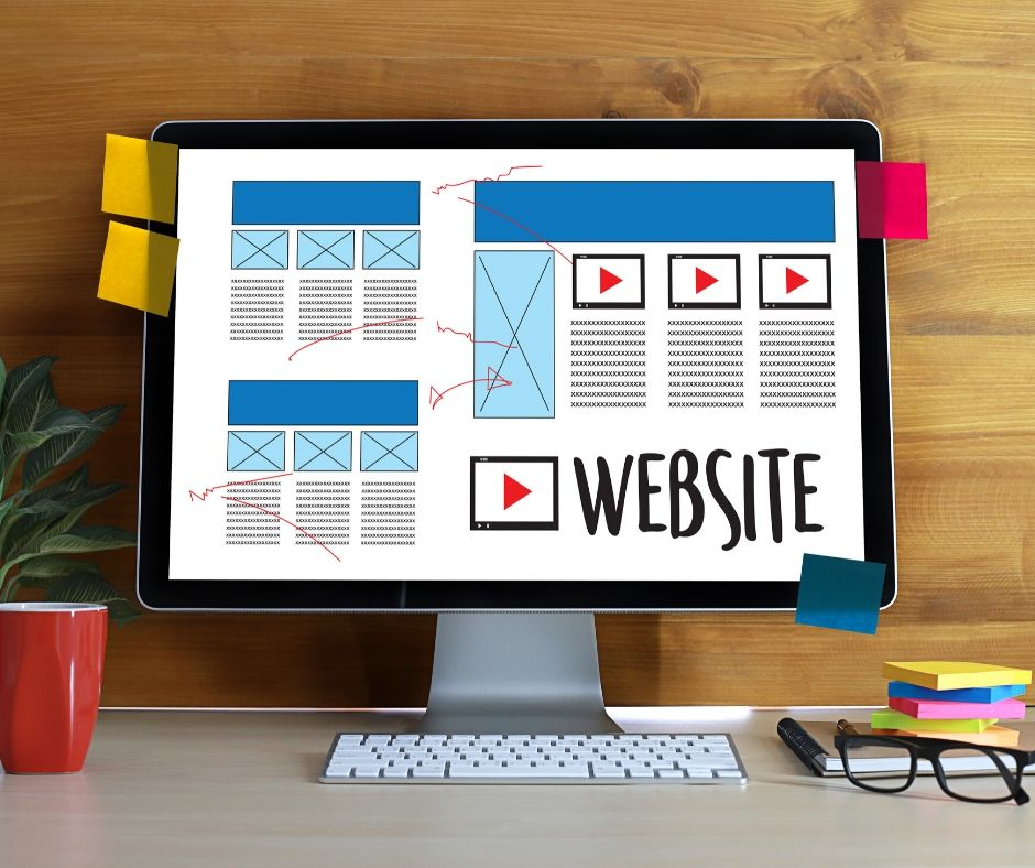 Produktion av webbsidor och grafiskt material för promotion av podcast
